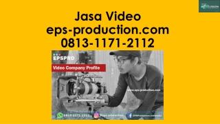 Wa/Call [0813.1171.2112] Company Profile Perusahaan Jasa Cleaning Service Di Jakarta | Jasa Video EPS Production