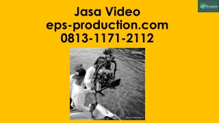 Wa/Call [0813.1171.2112] Company Profile Perusahaan Jasa It Di Jakarta | Jasa Video EPS Production