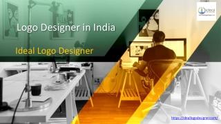 Logo Designer In India Best Logo Maker Ideal Logo Designer