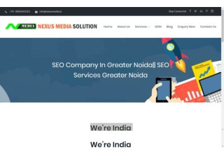 Best SEO Company in Greater Noida