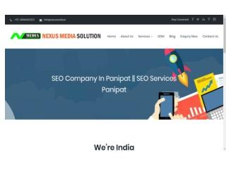 SEO Company in Panipat
