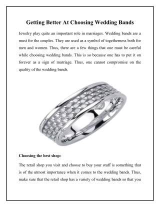 fancy wedding bands rings