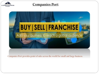 Properties in USA- www.companiesport.com