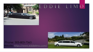 Affordable limo services providers in USA