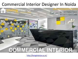 Commercial Interior Designer In Noida