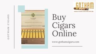 Shop Online Arturo Fuente Cigars - Gotham Cigars