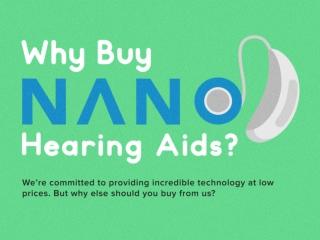 High Quality, Affordable Hearing Aids at Your Fingertips
