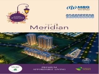 Mrg World the meridian sector 89 gurgaon
