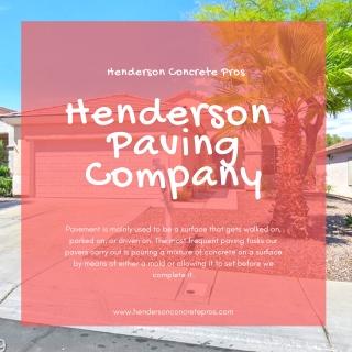 Henderson Paving Company