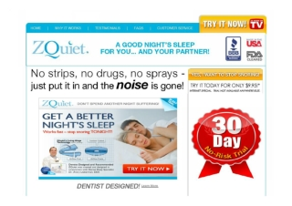 Zquiet Deal Makes an Anti-Snoring Mouthpiece Attainable