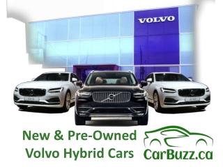 New & Pre-Owned Volvo Hybrid Cars