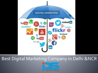 Best Digital Marketing Company | DivineSoft Technology