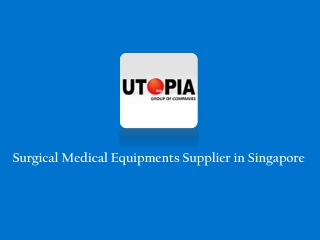 Surgical Medical Equipments
