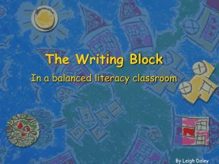 The Writing Block