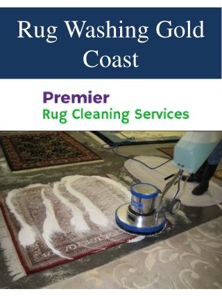 Rug Washing Gold Coast