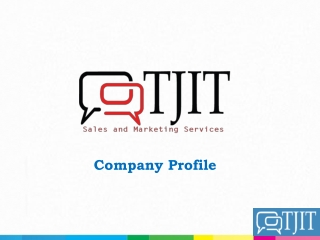 TJIT Services- Advertising Agency