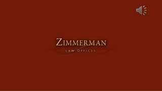 Business & Civil Litigation Attorneys In Chicago - Zimmerman Law Offices
