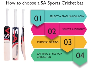 Buy best Sports equipments (Cricket Bat, Leather ball, etc.) at online store SA Sports (Shree Aastha)