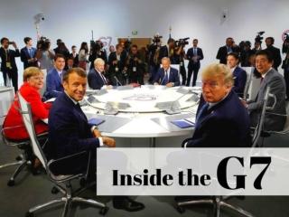 G7 Summit 2019