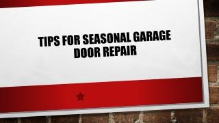 Affordable Garage Door Springs Installation in AZ-Tips for garage door repair