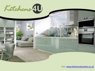 Cheap Kitchens Solihull - Kitchens4UOnline