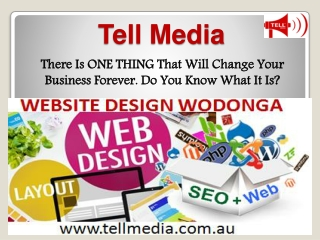 Web Design Company Albury