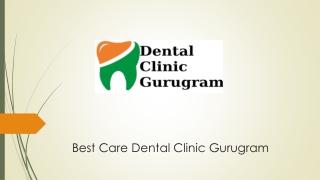 Oral Surgery Gurugram