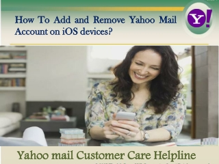 Reset Yahoo mail account on iOS devices 1-844-714-3666 Yahoo mail Customer Care