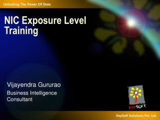 NIC Exposure Level Training