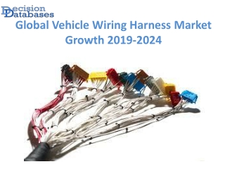 Global Vehicle Wiring Harness Market Manufactures and Key Statistics Analysis 2019