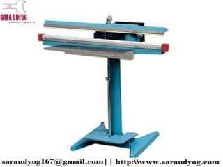 Pedal Sealing Machine | Pedal Sealing Machine Suppliers