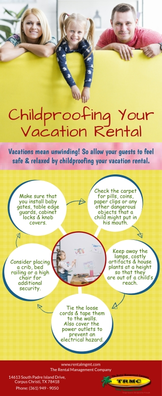 Childproofing Your Vacation Rental