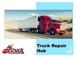 Truck repair shop at a reasonable price