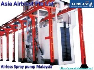Airless Spray pump Malaysia
