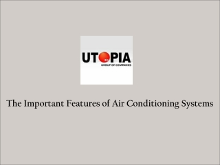 Hospital Airconditioning Systems