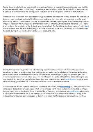 """11 """"Faux Pas"""" That Are Actually Okay to Make With Your restaurant tables and table bases"""