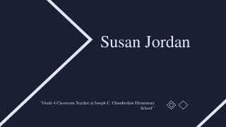 Susan Jordan - Experienced Teacher From Norton, Massachusetts