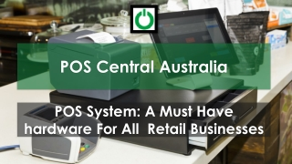 POS System: A Must For All Businesses
