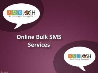 Send Bulk SMS in Hyderabad, Bulk SMS Services in Hyderabad - SMSjosh