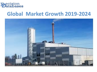 Global Biomassfired Heating Plant Market anticipates growth by 2024