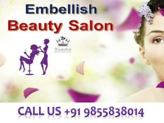 Embellish Unisex Salon In Kurali Contact Number 91 9855838014