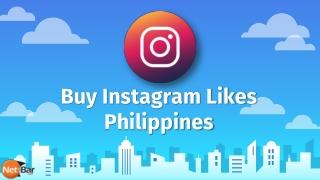 Buy Philippines Instagram Likes from NesBar