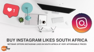 Buy Instagram Likes South Africa Cheap & Safe