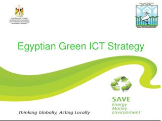 Egyptian Green ICT Strategy