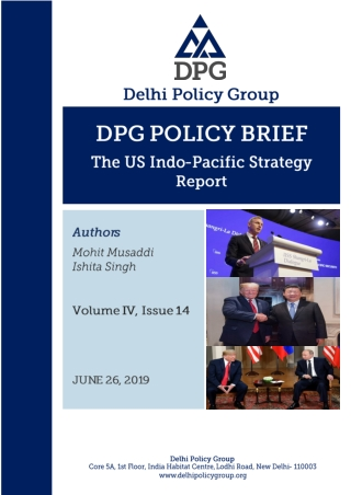 The US Indo-Pacific Strategy Report
