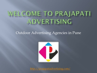Outdoor advertising agencies in Pune