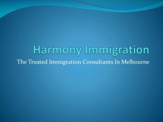 Harmony Immigration