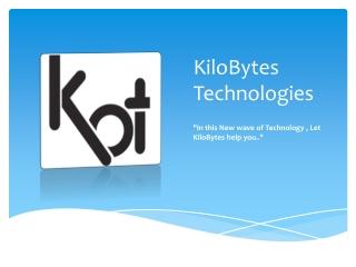 KiloBytes Technologies