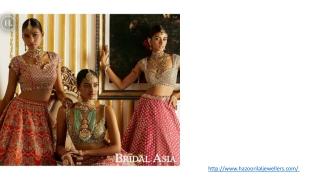 Best Bridal Jewellery in Delhi- Hazoorilal