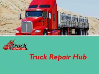 Establishing commercial truck repair business